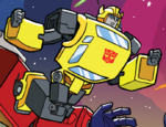 MLP Transformers issue 1 Bumblebee