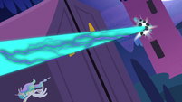 Magic missing Princess Celestia S4E02