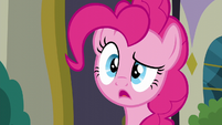 "Pinkie ""what's so important about her approval?"" S6E12"