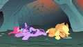 Pinkie Pie, Twilight, and Applejack S01E19.png