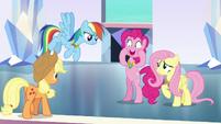 Pinkie Pie -that was fun!- S9E1