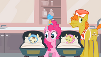 Pinkie Pie singing S2E13