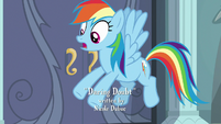 "Rainbow Dash ""uh, why?"" S9E21"
