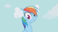 Rainbow Dash Cloud Ears S1E5