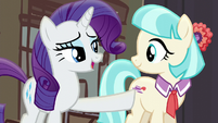 Rarity -Coco and I were lost- S5E16