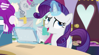 Rarity -when was the last time- S7E6