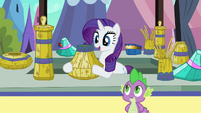 Rarity happy S3E2