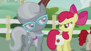 S01E12 Silver dokucza Apple Bloom