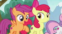 "Scootaloo ""that's what worked for us!"" S7E21"