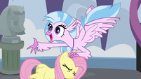 "Silverstream ""is that a yak?!"" S8E1"