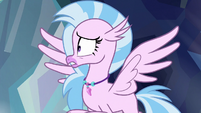 Silverstream starting to look scared S8E22