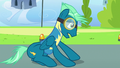 Sky Stinger on the ground and out of breath S6E24.png