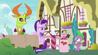 "Spike ""whatever Starlight says I was doing"" S7E15"