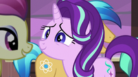 Starlight waiting for Sunburst to appear S7E24