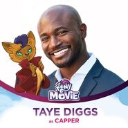 Taye Diggs jako Capper