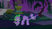 "Twilight ""I really messed this one up"" S5E12"