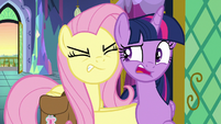 "Twilight ""can we at least grab some breakfast?"" S7E20"