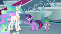 "Twilight ""you'll be playing yourself"" S8E7"