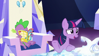 Twilight -don't worry about me- S5E16