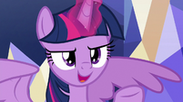 "Twilight Sparkle ""I think I can get them out"" S7E25"