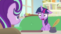 "Twilight Sparkle ""got into our house"" MLPS4"