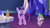 Twilight denies being jealous again S5E22