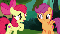 "Apple Bloom ""that would make more sense"" S7E21"