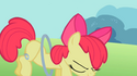 Apple Bloom Cutie Mark Glitch S2E06