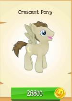 Crescent Pony MLP Gameloft