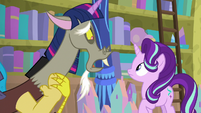 Discord as Twilight -you've broken my trust- S8E15