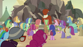 Dr. Caballeron continues to badmouth Daring Do S7E18.png