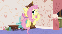 "Fluttershy ""it still needs something"" S7E12"