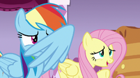 "Fluttershy ""we could, um, try"" S7E19"