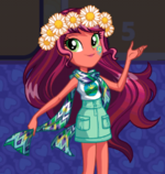 Geometric Assortment Gloriosa Daisy Equestria Girls app
