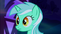 Lyra Heartstrings confused S5E13