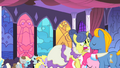 May Ball gets lifted by Pinkie S1E26.png