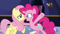 Pinkie -that it's cold all the time-- S5E11