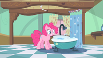 Pinkie Pie notices S2E13