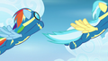 Rainbow Dash flying in formation S6E7.png