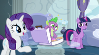 Rarity --we must know every detail!-- S6E7