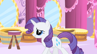 Rarity what an honor S1E20