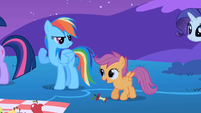Scootaloo Yes Mam! S1E24