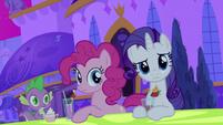 Spike, Pinkie and Rarity S2E25