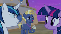 "Star Tracker ""really kind to include me"" S7E22"