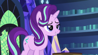Starlight Glimmer --discovered a very old spell-- S6E21