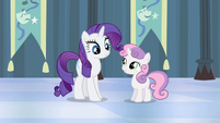 Sweetie Belle -the costumes were the best part- S4E19