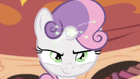 Sweetie Belle magic sparks S4E15