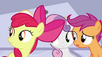The CMC sees Mrs. Cake S6E4