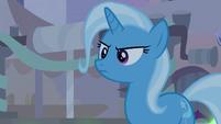 Trixie getting mad at Starlight Glimmer S8E19