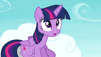"Twilight ""while you fly?"" S4E21"
